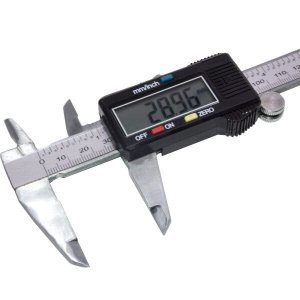Paquímetro Digital Profissional Relógio 150mm Metal Inox