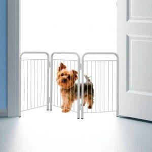 Cercado Pet Dobrável Portátil para Cães e Gatos