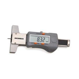 "Paquímetro Digital de Profundidade 30mm/1,2"" 100.200L"