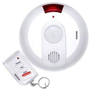 Sensor de Presença e Movimento 360º com Alarme Security Multilaser SE0700ML C/ 01 controle