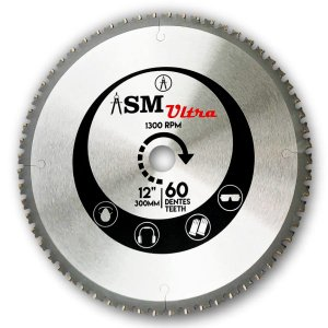 Disco de corte multiuso ASM Ultra 12 60T