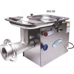 Moedor e Picador de Carne - Com Switch de segurança - MGI 98 - INOX - 380V (Trifásico) - Gural