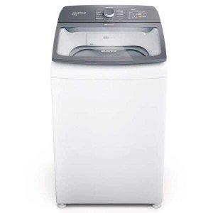 Máquina de Lavar Brastemp 12Kg branca com Ciclo Tira Manchas Advanced e Ciclo Antibolinha - BWK12AB