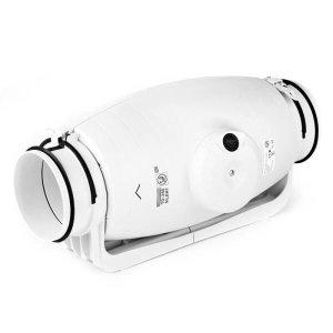Exaustor p/Banheiro Helicocentrifugo InLine Mod: TD800/200 Silent S&P - 110V