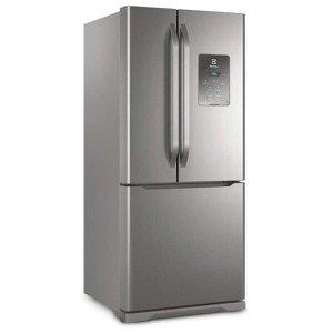Geladeira Refrigerador Electrolux Freench Door Frost Free 579L DM84X 220V