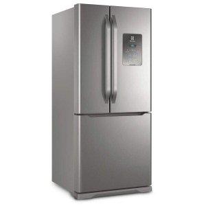 Geladeira Refrigerador Electrolux Freench Door Frost Free 579L DM84X 127V