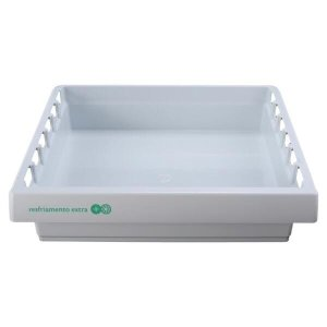 Bandeja Aparador De Água Original Refrigerador Consul - 326054912