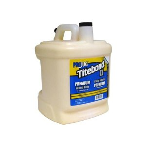 Cola para Madeira Titebond II Premium Wood Glue 8,14L