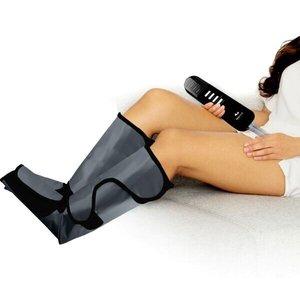 Massageador para Pernas e Pés com Pressão de Ar F10 Air Massage   Relaxmedic