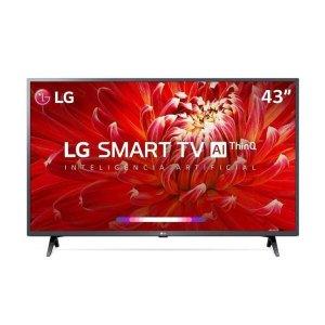 Smart TV 4K LED 43'' LM6300PSB, Wi-Fi