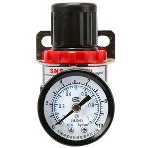 Regulador De Pressão Ar2000 Compressor Com Manômetro 1/4 GT550