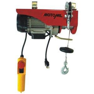 Guincho Elétrico Motomil 1650 watts, 980 Kg, Monofásico - H-A107