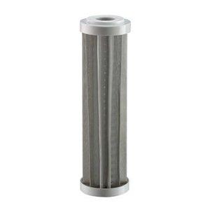 Elemento Filtrante Plissado Tela De Inox 9.3/4´ X 2.1/2´ (Lavável) - 918-0055