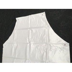 03 Avental Pvc Branco Açougueiro 1,20 X 0,70 Epi C/ca