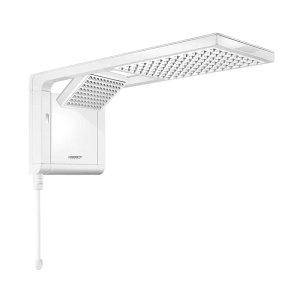 Chuveiro Lorenzetti Acqua Duo Flex Ultra Eletrônico Branco 220V