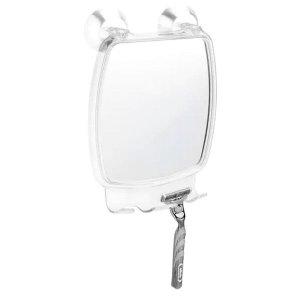 Espelho Espelheira para box Ventosa Banheiro Parede
