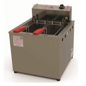 Fritadeira Elétrica Água E Óleo 18 L PR-100E ST Progás 110v