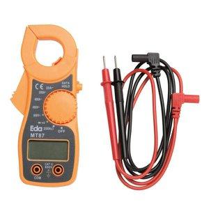 Alicate Amperimetro Digital MT87 Data Hold 9ke Eda