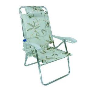 Cadeira de Praia Zaka Infinita Up, bambu