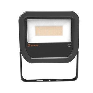 REFLETOR LED 50W 5000K BIV PRETO LEDVANCE OSRAM