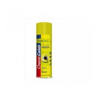 Tinta Spray Chemicolor Luminosa Amarelo 400ml