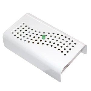 Anti Mofo Eletrônico R14 220V 1 unid. Branco Repel Mofo, Anti-Ácaro e Fungos, Desumidificador