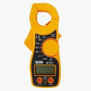 Amperimetro Alicate Digital Fertak Tools 8221