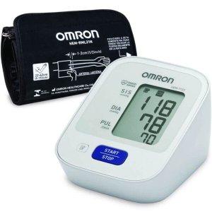 Aparelho de Pressão Digital de Braço Omron Control HEM-7122