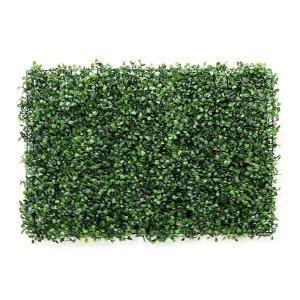 10 X Placas Grama Artificial Buxinho Muro Inglês 60x40cm