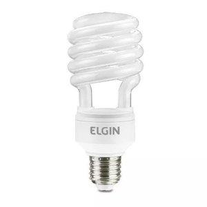LAMP FLUOR ESPIRAL 25W 1525LM 127V 6500K