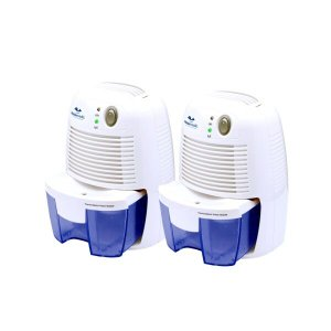 Kit com 2 Desumidificador de Ambiente Antimofo Blue Air
