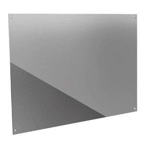 Chapa para proteção de porta de aço inox -Barracerta