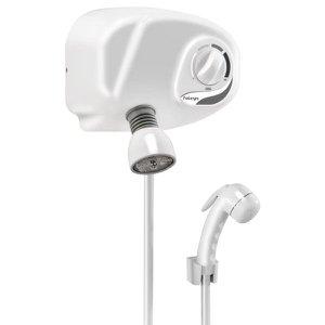 Ducha Potenza Pressurizada com Desviador 7,8kW 220V Branco
