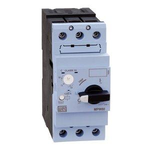 Disjuntor Motor AZ MPW80-3-U050 40-50 A