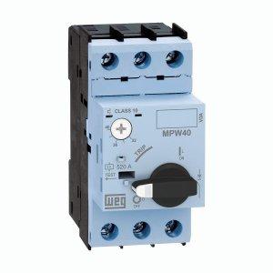 Disjuntor Motor AZ MPW40-3-U016 - 10-16 A