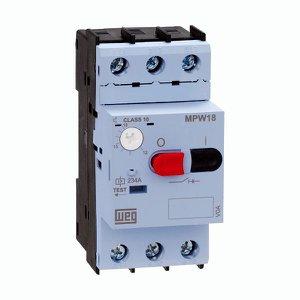Disjuntor Motor MPW25-3-D025 - 1,6-2,5 A Tripolar
