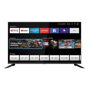 "Smart TV Philco HD 40"" PTV40G60SNBL – Netflix Bivolt"