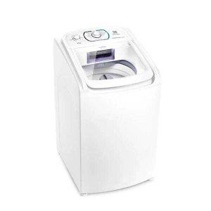 Lavadora Electrolux 11kg Essencial Care LES11 - 10 programas de lavagem, Centrifugação,