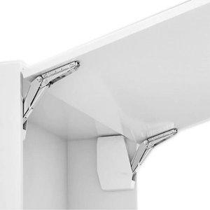 Articulador Free Flap 3.15 Modelo E 107º Graus Branco Hafele