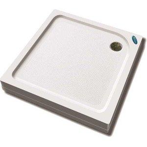 Piso Box 100x100x10cm Para Cabine De Banho - Acquavitalle