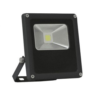Refletor LED 10W IP65 Deep Bronzearte 6500k
