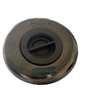 Dispositivo de Aspiração Abs de Inox Linha Pratic 50 Mm - Sodramar