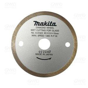 Disco Diamantado Cortes De Vidro 85x15mm A-01323 Makita