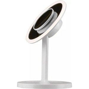 Espelho para Maquiagem com LED 1x 7x Branco
