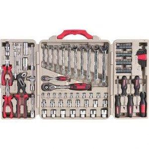 Jogo de ferramentas, espelhado, com 110 peças, MAYLE