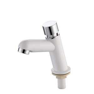 Torneira Banheiro/Lavabo Automática Mesa Branca FA01 Doan