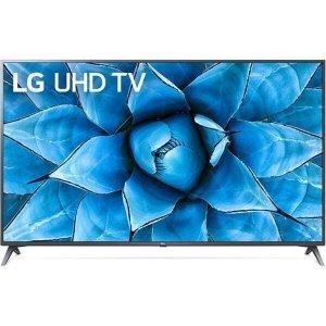 Smart TV 4K LED 65'' LG 65UN7310, UHD, Wi-Fi, Bluetooth, HDR, Inteligência Artificial ThinQ AI