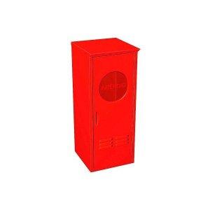 Abrigo para Extintor de Incêndio Com Pingadeira 75x30x25cm