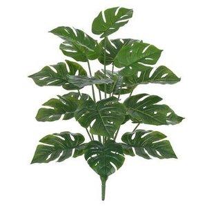 Planta Artificial Costela de Adão X18 Real Toque 60cm