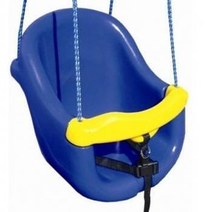 Balanço Infantil - Azul